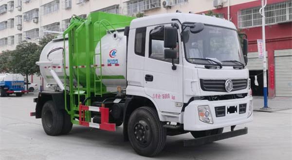 东风8方餐厨垃圾车