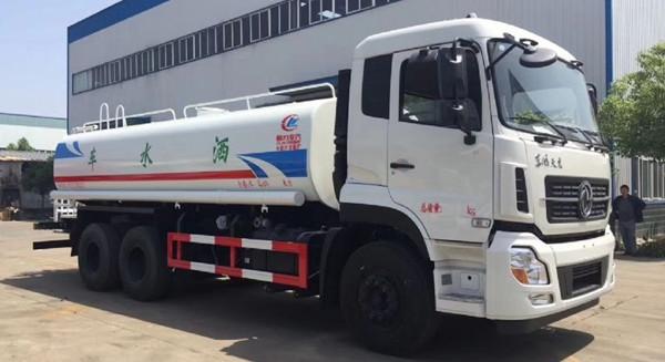 东风天龙25吨绿化喷洒车
